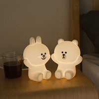 2020 Hot Ins Hot Creative Line Friend Brown Bear Cony Rabbit...