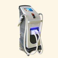 IPL Depilazione macchina per la cura della pelle ND YAG TATTOO Attrezzatura per la rimozione del tatuaggio IPL Q Switched ND Yag Laser