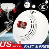 WIRELESS RF RADIO LINK كاشف للدخان الحريق إنذار الاستشعار الغاز نظام السلامة من الحرائق