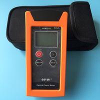 Fiber Optic Tester Equipment Tribrer -50 ~ + 26dBm Optisches Leistungsmessgerät BPM-101