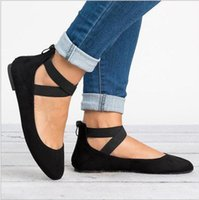 Women Sandals Platform Shoes Ladies Round Top Slides Elastic...