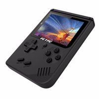 GB BOY RS-6A Game console connected to TV 3.0inch Color screen 168 games Handheld game console