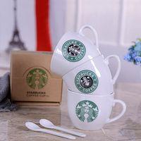 Starbucks Double mur double tasse de tasse à café tasse tasse de thé Thèmes Tasse à vin Tasse à vin