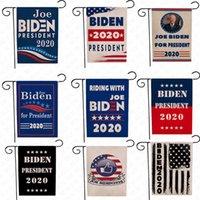 Joe Biden Garten Flaggen 2020 REITEN MIT JOE Hang Banner Amerika Präsident Präsidentschaftswahlkampf-Voting Wahl Flagge SALE D62902
