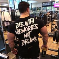 2019 nouveau gymnase été Europe et Amérique confortable requin à manches courtes sport fitness T-shirt pour hommes WGTX109