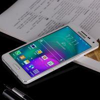 تجديد مقفلة الأصلي سامسونج غالاكسي A5 A5000 4G LTE رباعية النواة 5.0 بوصة 2G / 32G WIFI GPS بلوتوث تجديد الهاتف الذكي 2015 صفحة