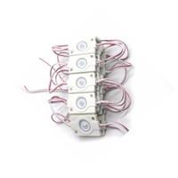 Modulo SMD 3030 LEDBacklight ad alta potenza IP67 Modulo led ad iniezione impermeabile, modulo led pubblicità DC12V 1.5W con