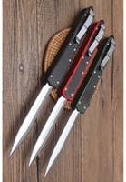A1613 A162 bm3300 utx85 bm3500 A07 E07 알루미늄 블레이드 야외 캠핑 사냥 절단 칼 EDC 도구를 접는 taoto 전술 나이프를 처리