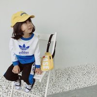 Two Piece Outfits 2019 Luxury Child Suit Korean Children Pur...