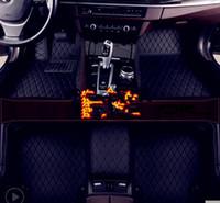tapis de voiture personnalisé de luxe, tapis de sol de voiture personnalisé de luxe pour Honda Civic Berline 4 portes à hayon 2012-2015