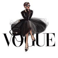 Transferencia de Calor Sensible Parches Vogue Fashion calor de hierro en la ropa Las etiquetas engomadas de las rayas de parches adhesivos en Thermo ropa