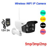 Outdoor Wireless Camera 5MP 3MP 4pcs Array LED H. 265 ICsee 2...