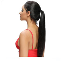 Straight Lace Front Human Hair Wigs Pre Plucked With Baby Ha...