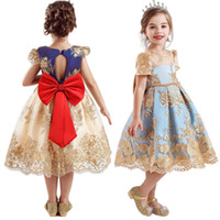 Summer Toddler Girl Dresses For Little Girl School Wear Chil...