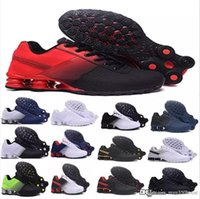 2018 Shox Deliver 809 Men Air Running Shoes Drop Shipping Venta al por mayor Famoso DELIVER OZ NZ para hombre Zapatillas deportivas Zapatillas deportivas EE. UU. 7-12