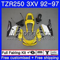 Kit yamaha tzr 250 3xv ypvs tzr-250 92 93 94 95 96 97 245hm.9 TZR250RR rs TZR250 공장 옐로우 1992 1993 1994 1995 1996 1997 페어링