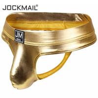 JOCKMAIL Sexy Jockstrap Hommes Sous-Vêtements gai Strings masculins pour les hommes, gai orientation, parties telles que la communauté LGBT, Mardi Gras.