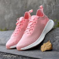 Unisex verão respirável malha Shoes Leve Flats Moda Casual Masculino Can Livre Personalizado seu logotipo em Palmilha yakuda Formação Sneakers