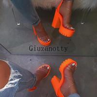 النسوة الصندل الشفاف النعال عالية الكعب الحلوى لون أصابع القدم المفتوحة الكعب ... ... الأنثوي ينزلق أحذية صيفية Sandalias