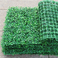 الجملة العشب الاصطناعي البلاستيك boxwood حصيرة توبيري شجرة ميلان العشب للحديقة، المنزل، المتجر، زفاف الديكور النباتات الاصطناعية