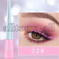 2019 Cmaadu Marke Außenhandel der heißen Art CmaaDu12 Farbe matt schnell trocken Farbe Eyeliner Flüssigkeit permanent matt Eyeliner Kajal
