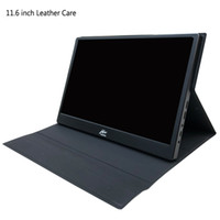 11. 6 inch Portable Leather Case for Protector monitor Stand ...