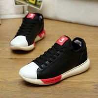 Trend Style Mens Casual Shoes White Black Red Soft Comfortab...