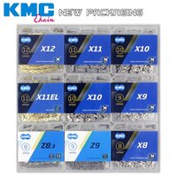 NEW KMC Bike Chain X8 X9 X10 X11 X12 Bicycle Chain 11Speed R...
