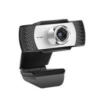 1080 P 720 P USB Webcam Web Camera Built-In Microfono Stereo Macchina Fotografica Del Computer Full HD Video Chiamata per PC Laptop Live Attrezzature Nuovo
