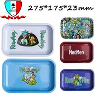 Rolling Tray Ash Trays 275*175*23mm nwe tray middle size Met...