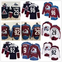 Cheap Mens Colorado Avalanche Hockey Jerseys 92 Gabriel Land...