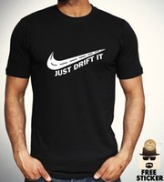Just Drift It T shirt Funny Parody Tee Cars Driving Tee Gift...