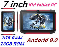 kid Tablet PC Q98 Quad Core 7 Inch 1024*600 HD screen Androi...