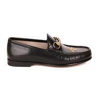 سوليد مصمم البغال برنستون شقة الأحذية الكاجوال أصيل جلد البقر مشبك معدني الأحذية mocassin جلد الرجال والنساء تدوس الفاخرة والأحذية كسول
