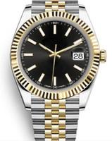 2020 Mens-automatische Uhr 41mm Präsident Datejust 126333 126300 126334 126301 126333 116334 126331 Asia 2813 Uhrwerk Automatik Uhren