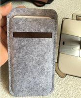 2020 حالات أكياس الهواتف المحمولة المواد الألياف الكيميائية اليد تحمل نوعية جيدة لفون x فون 8