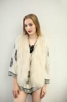뜨거운 판매 여성 코트 Fuax 모피 조끼 겨울 따뜻한 솜털 모피 조끼 새로운 패션 짧은 조끼 여성 재킷 착실히 보내다