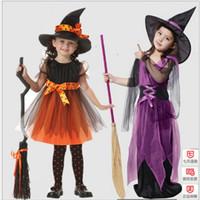 Halloween Cosplay Hot bruxas partido Venda Beauties gótico com chapéu Terno New Arrival Mulher Desempenho Mantle roupa do Cabo