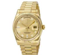 montre en gros JOUR DATE glisse mécanique lisse 40MM mens royal oaks montre en acier inoxydable lunette bracelet montres
