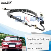 ZUK de haute qualité Direction assistée alimentation pression Tuyau pour HONDA ACCORD CP1 2.0L 2008-2013 pour Left Hand Drive Cars 53713-TB2-P02
