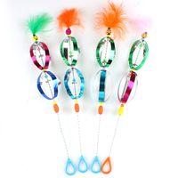 Crianças legal moinho de vento tradição brinquedo diy embalagem sonho opp eco amigável bardian vento spinner criativo novo padrão 1 3 hp j1