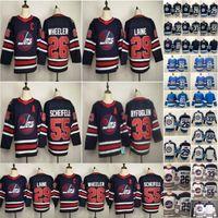 2019 헤리티지 클래식 25 폴 Stastny Winnipeg Jets Hockey Jerseys 55 Mark Scheifele 29 Patrik Laine 26 Blake Wheeler 33 Dustin Byfuglien