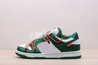 Verde FUTURA x SB Dunk Low 1 scarpe da basket 2019 Fashion Designer Blue Orange Mens Donne Sport Sneakers 36-45