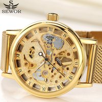 en' s Watches Mechanical Wristwatches Top Brand Luxury S...