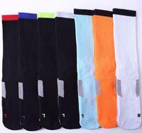 los hombres de descuento de baloncesto calcetín media profesional hombres calcetines deportivos que funcionan toalla de entrenamiento de fitness yakuda inferior antideslizante espesado de élite