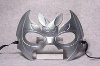 Dia das bruxas linda meia face longa orelha Batman máscara de tinta máscara de bola de Veneza WL63