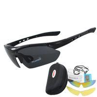 9e92922e55d New Arrival. jbr Airsoftsports Cycling Sunglasses 3 Lens Polarized Men  Sport Road Mtb Mountain Bike Glasses Eyewear Running Goggles ...