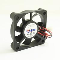 A5010H12D (ZP) 5010 12 V 0.14A 5 cm ventilador de Refrigeração A5010H12D (ZP) 5010 12 V 0.14A 5 cm ventilador ventilador de refrigeração do equipamento médico