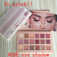 Hot NEW NUDE 18 colors eye shadow Shimmer Matte eye shadow B...