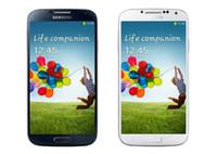 Reformado original Samsung Galaxy S4 i9500 i9505 Quad Core red LTE 2 GB de RAM 16 GB de ROM 13.0MP cámara 3G 4G Teléfono